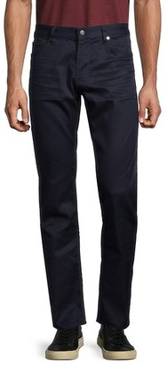 HUGO BOSS Cotton-Blend Pants
