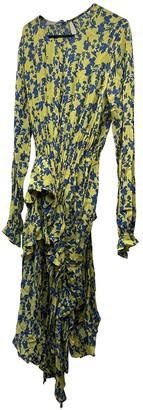 Preen Green Dress for Women