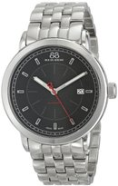 88 Rue du Rhone Men's 87WA120042 Analog Display Swiss Automatic Silver Watch
