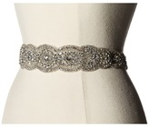 Nina Jonquil Crystal Oval Belt Women's Belts