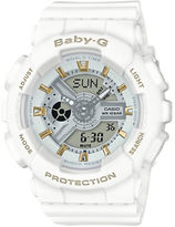 G-Shock Baby-G Shock Resistant Ana-Digi Strap Watch