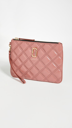 Marc Jacobs Quilted Wristlet
