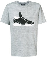 Mostly Heard Rarely Seen sneaker T-shirt - men - Cotton - M