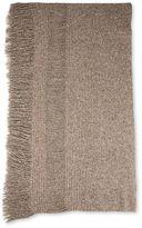 Stella McCartney fringe knit scarf