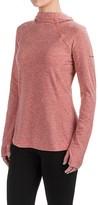 Columbia Omni-Wick® Layer First II Striped Hoodie - UPF 40, Long Sleeve (For Women)