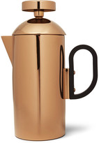 Tom Dixon Brew Copper-plated Cafetiere - Gold