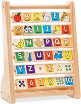 Melissa & Doug Kids' Alphabet Abacus