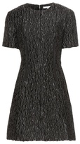 Carven Textured Mini Dress