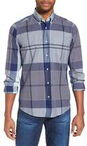 Barbour Arndale Tailored Fit Plaid Sport Shirt