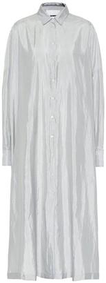 Jil Sander Exclusive to Mytheresa Silk-blend dress