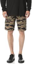 Stussy Military Shorts