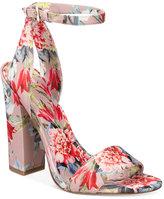 Aldo Women's Miyaa Two-Piece Block-Heel Sandals