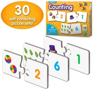 The Learning Journey Match It- Counting
