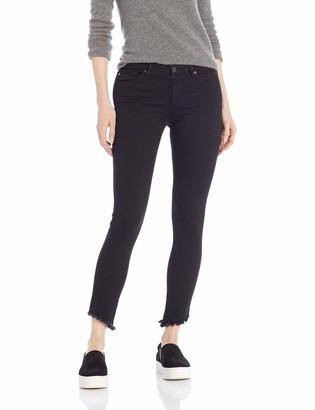 AG Jeans Women's Prima Cigarette Ankle Slant Front Hem