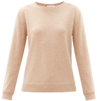 Eres Aimante Wool-blend Sweater - Nude
