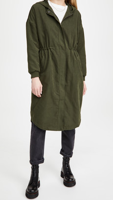 BB Dakota Catch Me Outdoors Twill Coat