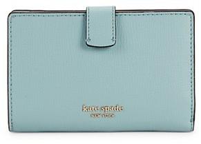 Kate Spade Medium Sylvia Leather Bi-Fold Wallet