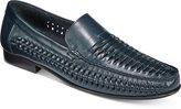 Tasso Elba Men's Enrico Huarache Slip-On Drivers, Created for Macy's Men's Shoes