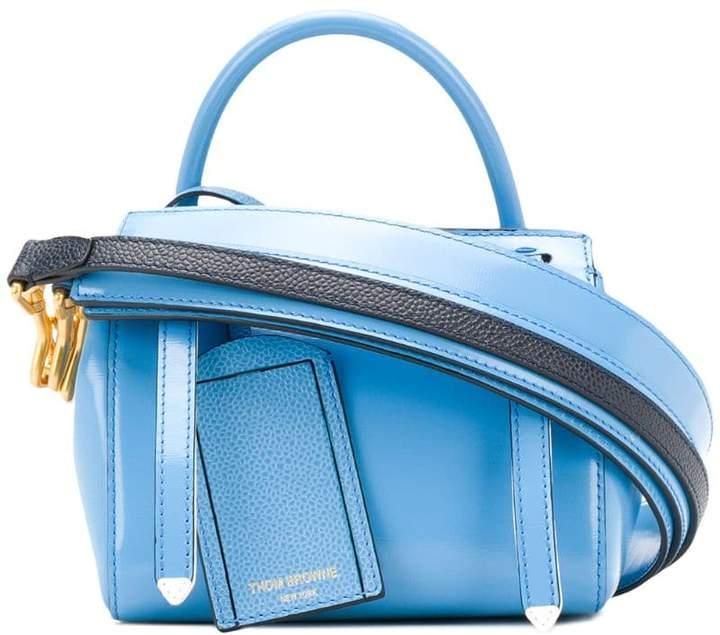 dbeee3b44da Thom Browne Blue Handbags - ShopStyle