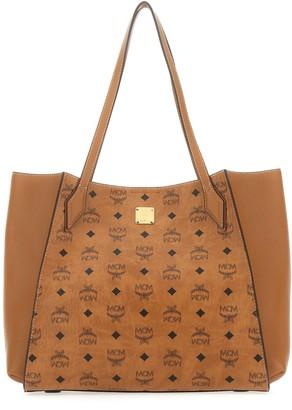 MCM Luisa Shopper Tote Bag