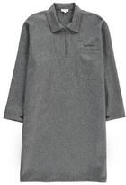 soeur Celine Loose Flannel Dress