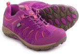 Merrell Chameleon Low Lace Shoes - Suede (For Little and Big Kids)