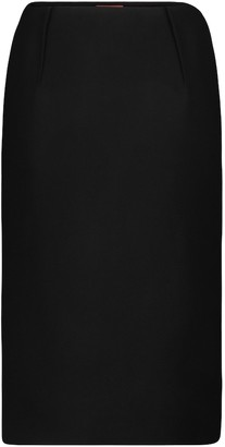 Altuzarra Exclusive to Mytheresa Lester stretch-wool pencil skirt