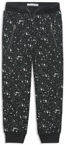 Sovereign Code Boys' Spatter Print French Terry Joggers - Sizes S-XL