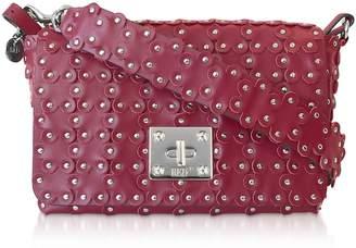 RED Valentino Flower Puzzle Twist Lock Shoulder Bag