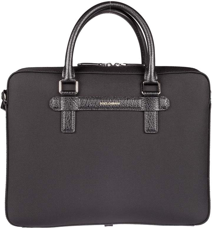 Dolce & Gabbana Slim Briefcase