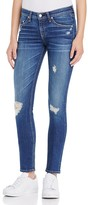 Rag & Bone The Skinny Jeans in Distressed Canyon