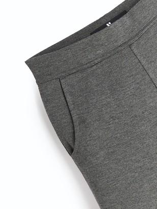 Very Girls 2 Pack Jersey School Trousers - Grey