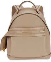 Tom Ford Big Zip Epson Grain Backpack