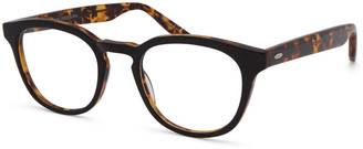 Barton Perreira Men's Round Tortoiseshell Optical Frames