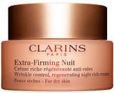 Clarins Extra-Firming Wrinkle Control Regenerating Night Cream - Dry Skin