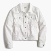 J.Crew Denim jacket in white