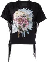 Philipp Plein 'Dufftown' T-shirt - women - Cotton/Plastic - XS
