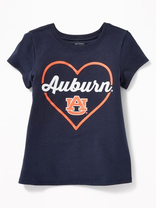 Old Navy NCAA Heart Graphic Tee for Toddler Girls