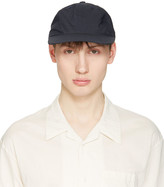 Undecorated Man Navy Panelled Cap