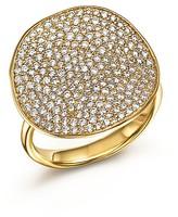 Ippolita 18K Yellow Gold Glamazon® Stardust Flower Ring with Diamonds
