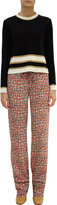 Marni Printed Drawstring Pants