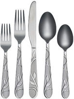 Cambridge Silversmiths 40-pc. Zehira Frost Flatware & Buffet Set