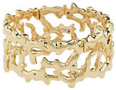 Kenneth Jay Lane As Is Kenneth Jay Lane's Coral Branch Stretch Bracelet