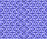 Camilla And Marc SheetWorld Fitted Pack N Play Sheet - Primary Bubbles Blue Woven - Made In USA - 29.5 inches x 42 inches (74.9 cm x 106.7 cm)