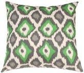 "Festive Home Decor Adrian Organic Green Laken Pillow Cover, 20 x 20"""