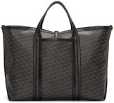 Pierre Hardy Black Canvas Polycube Tote
