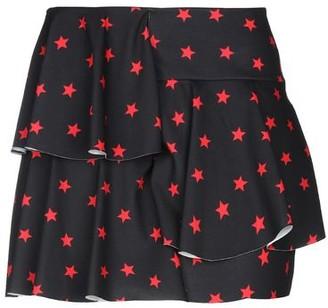 Odi Et Amo Mini skirt