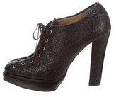 Proenza Schouler Embossed Ankle Booties