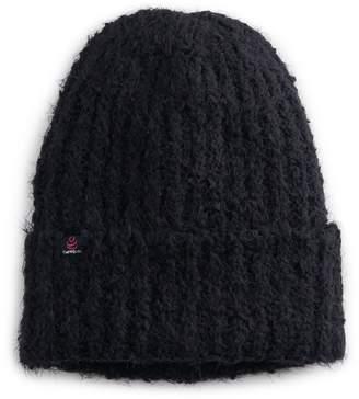 Cuddl Duds Women's Plush Spacedye Tall Cuff Hat