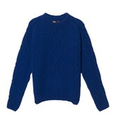 Peter Jensen Cable Sweater